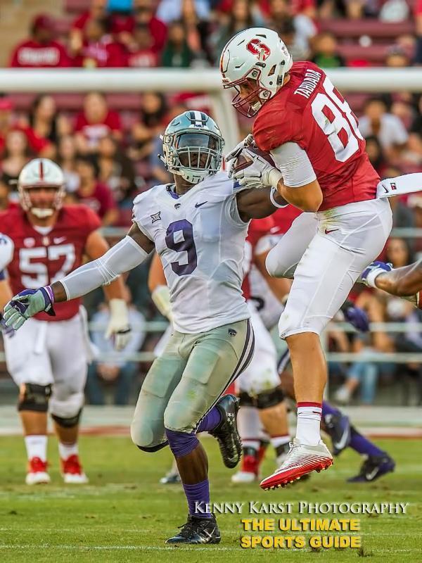Stanford - 9-12-16 - Kenny Karst