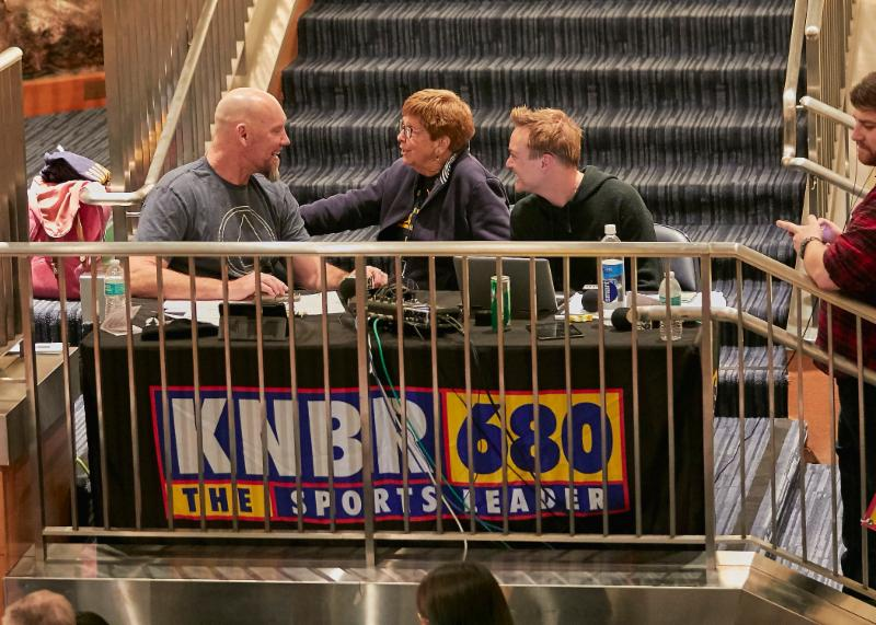 1-22-18 - KNBR - Ron Sellers