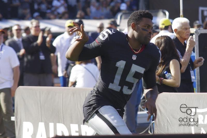 Raiders - 9-26-16 -  Ed Jay