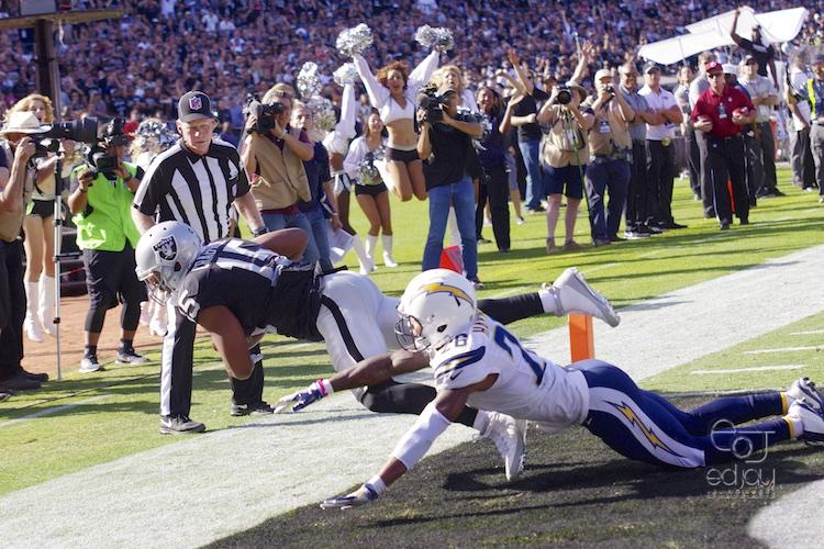 Raiders - 10-10-16 - Ed Jay