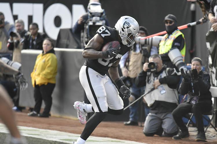 12-3-18 - Raiders - Ed Jay