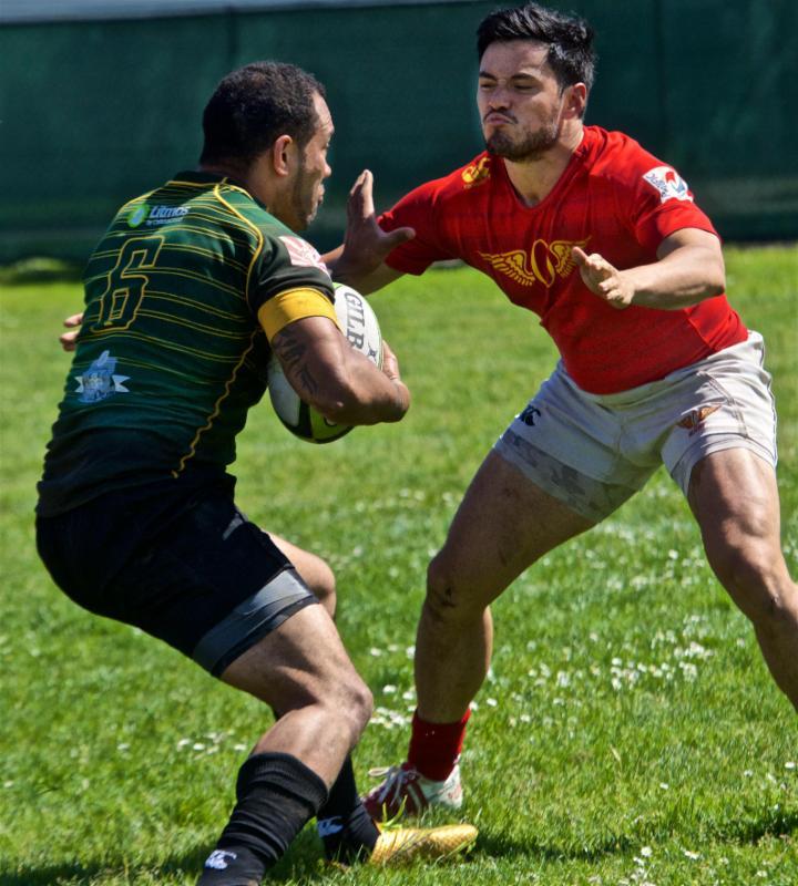 3-27-17 - Rugby - Austin Brewein