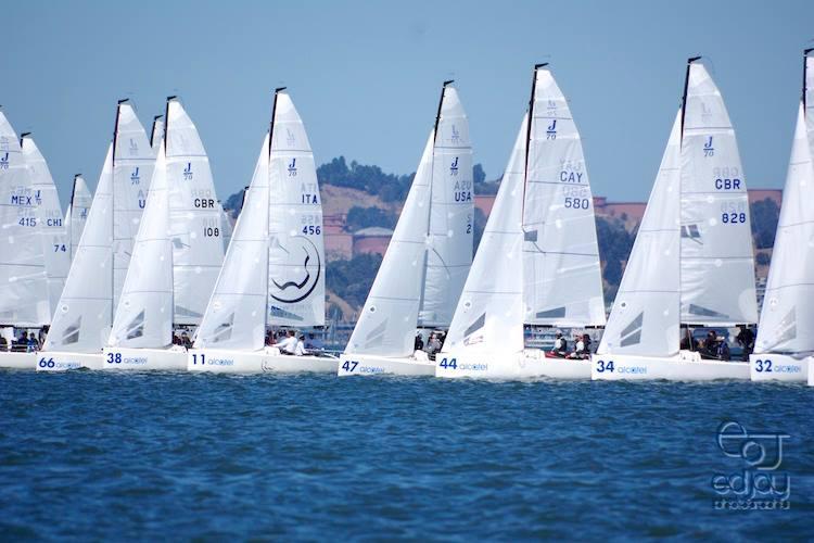 St. Francis Yacht Club - 10-17-16 - Ed Jay