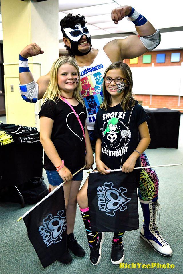 Gold Rush Wrestling - 9-12-16 - Rich Yee