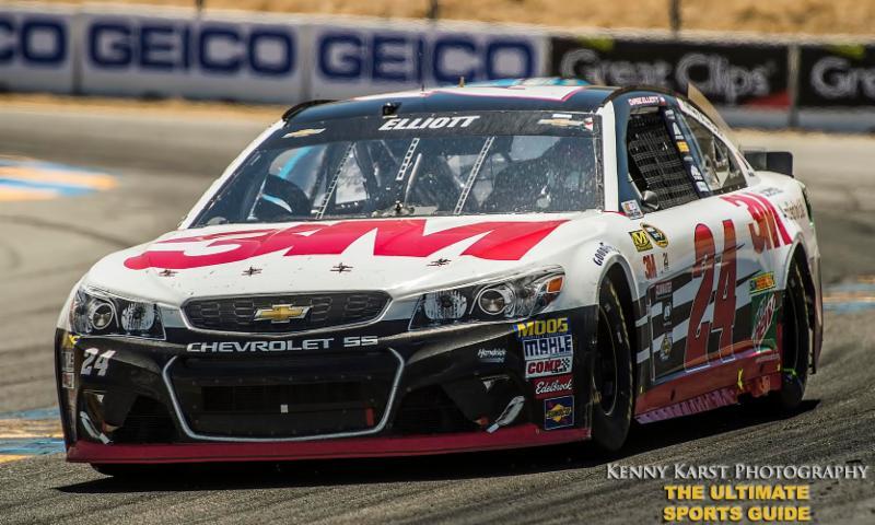 Sonoma Raceway - 8-15-16 - Kenny Karst