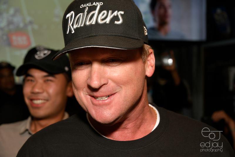 7-23-18 - Raiders - Ed Jay