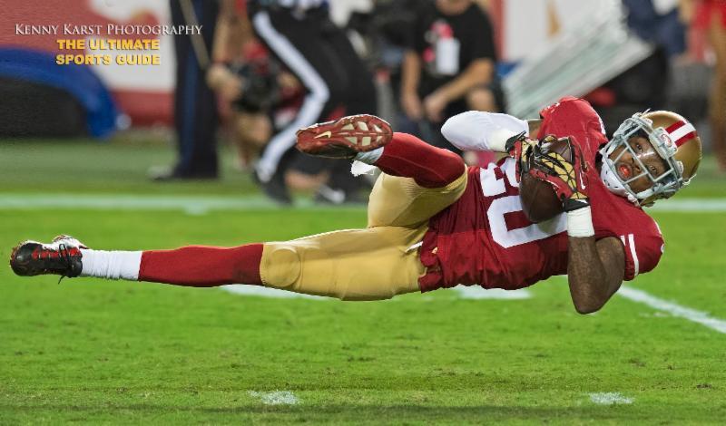 49ers - 8-8-16 - Kenny Karst