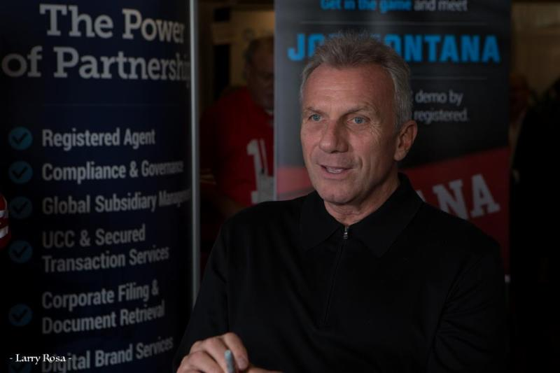 10-31-16 - Joe Montana - Larry Rosa