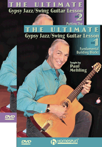 Paul Mehling -The Ultimate Gypsy Jazz