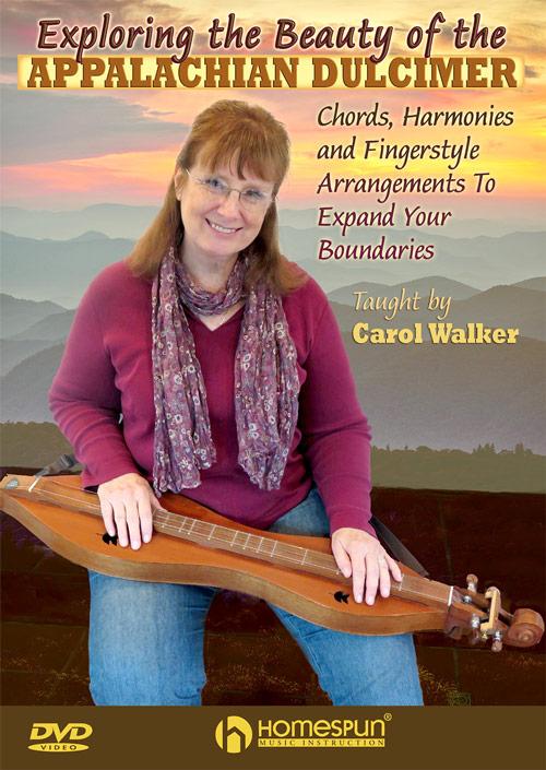 Carol Walker Appalachian Dulcimer