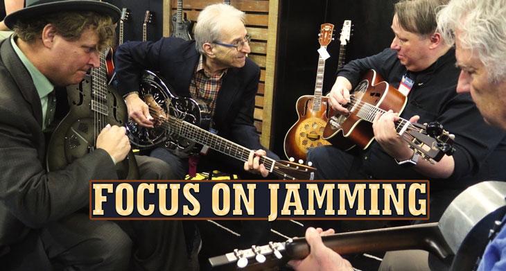 Focus on Jamming