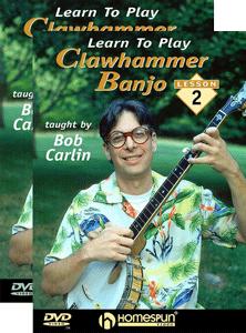 Bob Carlin Clawhammer Banjo