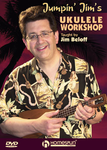 Jumpin Jim Uke Workshop