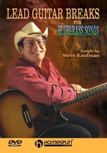 Steve Kaufman - Lead Guitar Breaks