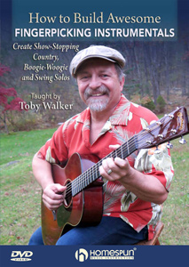 Tob yWalker Awesome Fingerpicking