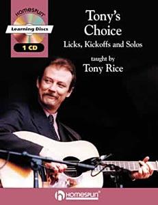 Tony Rice - Choice