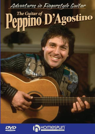 Peppino DAgostino Guitar