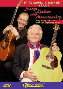 Peter Rowan and Tony Rice