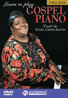 Ethel Caffie-Austin - Gospel Piano