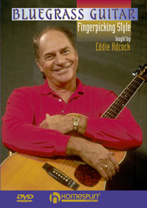 Eddie Adcock BlueGrass Guitar