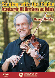 Bruce Molsky - singing w fiddle