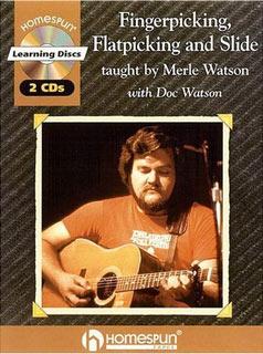 Merle Watson - Fingerpicking...