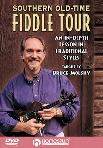 Bruce Molsky - Southern Old-Time Fiddle Tour
