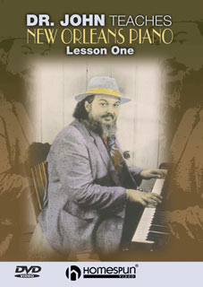 Dr John - New Orleans Piano -DVD 1