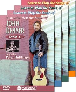 Pete Huttlinger - Learn Songs of John Denver