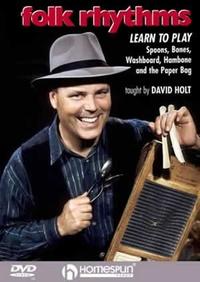 David Holt -Folk Rhythms