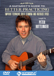 Pete Huttlinger - Better Practice
