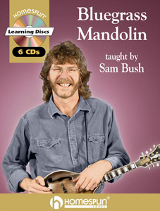 Sam Bush Bluegrass Mandolin