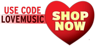 Valentines Day Weekend Special! 25percent off lessons from The entire Download Catalog