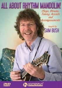 Sam Bush - Rhythm Mandolin