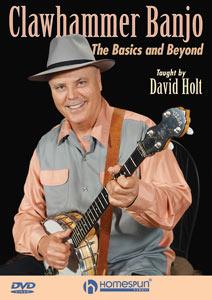 David Holt - Clawhammer Banjo