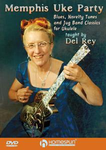 Del Rey Uke Party