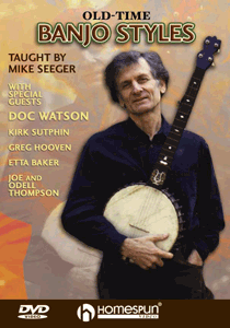 Mike Seeger-Banjo Styles
