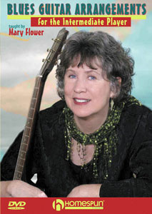 Mary Flower - blues guitar