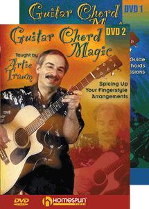 Artie Traum - Chord Magic