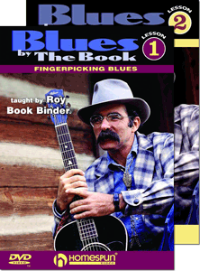 Blues by the Book