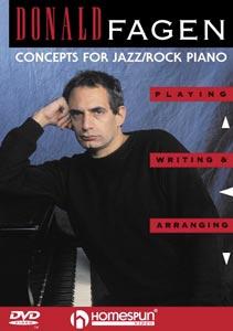 Donald Fagen Jazz Rock Piano