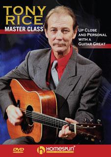Tony Rice - Master Class