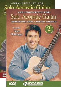 Pete Huttlinger - Solo Acoustic Guitar