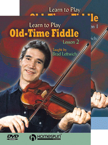 Brad Leftwich - Old-time Fiddle