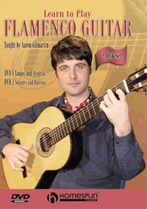 Aaron Gilmartin - Learn Flamenco Guitar