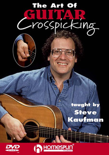 Steve Kaufman - Guitar Crosspicking