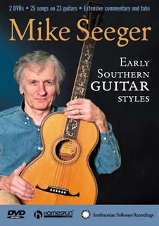Mike Seeger - Early Southern Guitar