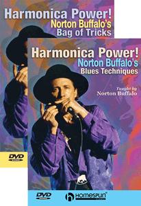 Norton Buffalo 2 dvd set