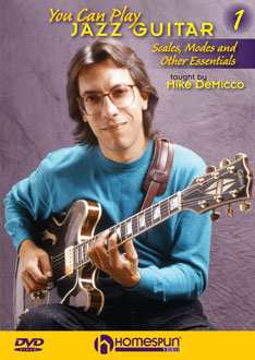 Mike Demicco _ You can Play Jazz Guitar