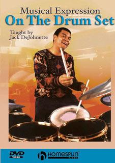 Jack DeJohnette - On the Drum Set